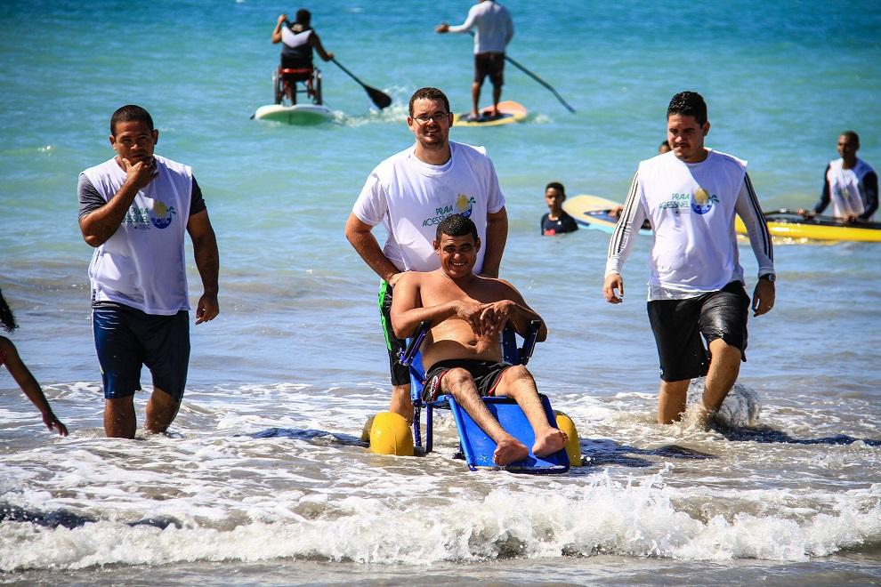 Maceió - Projeto Praia Acessível