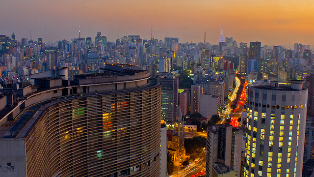 São Paulo panorâmico